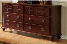 Gabrielle II Cherry Dresser
