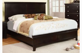 Spruce Espresso Full Panel Bed