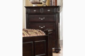 Syracuse Dark Walnut Chest