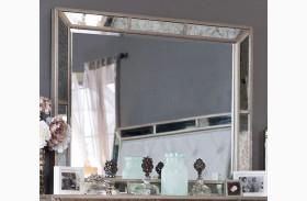 Loraine Silver Mirror