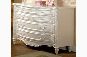 Alexandra Pearl White Dresser