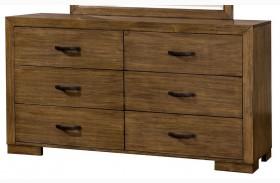 Bairro Reclaimed Pine Wood Dresser