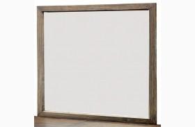 Ribeira Dark Walnut Mirror