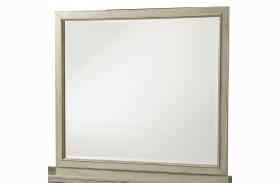 Enid Silver Mirror
