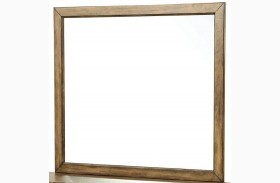 Mcville Dark Oak Mirror