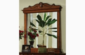 Venice Dark Oak Mirror