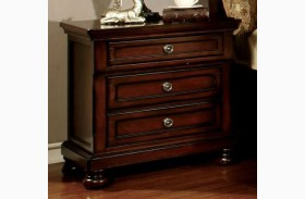 Northville Dark Cherry Nightstand
