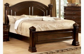 Burleigh Cherry King Poster Bed