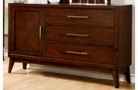 Snyder Brown Cherry Dresser