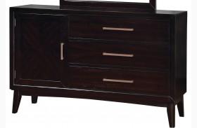 Snyder Espresso Dresser