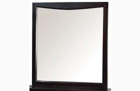 Snyder Espresso Mirror