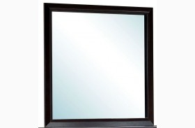 Janine Espresso Mirror