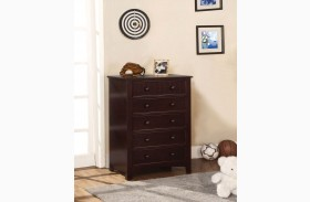 Omnus Dark Walnut Chest