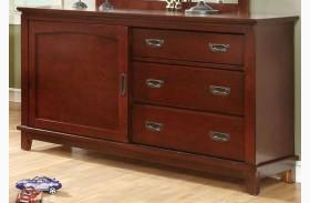 Colin Cherry Dresser