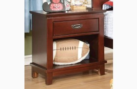 Colin Cherry Nightstand