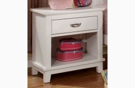Colin White Nightstand