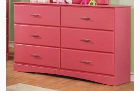 Prismo Pink Dresser