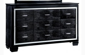 Bellanova Black Dresser
