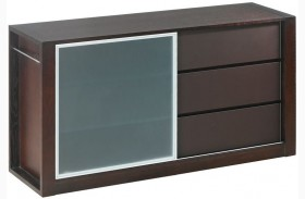 Colibri Dark Walnut Buffet