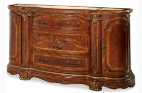 Cortina Honey Walnut Dresser