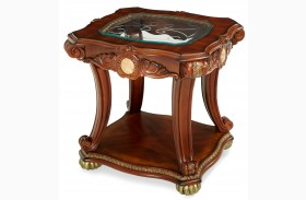 Cortina End Table