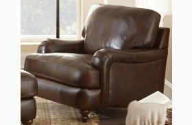 Charles Leather Chair