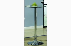 Bar Units Round Bar Table - 120341