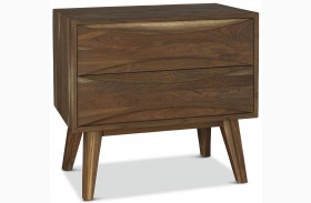 Crawford Sepia Nightstand