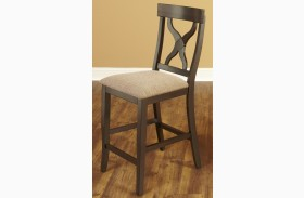 Bungalow Brown Counter Stool Set of 2