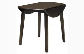 Hammis Round Dining Room Drop Leaf Table
