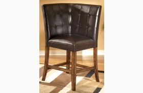 Lacey Corner Bar Stool