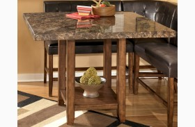 Lacey Square Counter Height Table
