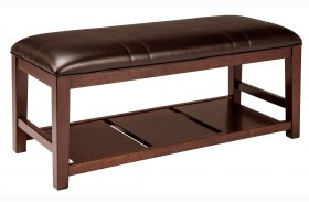 Watson Large Upholstered Dining Room Bench