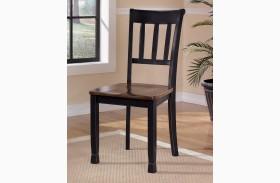 Owingsville Slat Side Chair Set of 2
