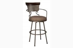 Moriann Tall Upholstered Barstool