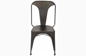 Pair of Austin Antique Dining Chair