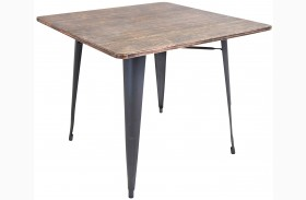 Oregon Gray Dining Table