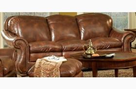Duplin Pecan Sofa
