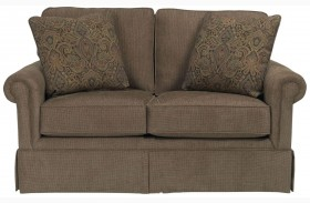 Audrey Chenille Fabric Loveseat