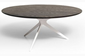 Evolve Natural Walnut Coffee Table