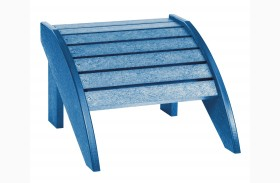 Generations Blue Footstool
