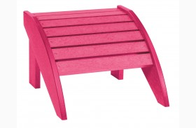 Generations Fuschia Footstool