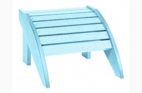 Generations Aqua Footstool
