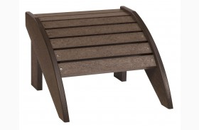 Generations Chocolate Footstool