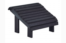 Generations Black Premium Footstool