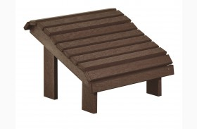 Generations Chocolate Premium Footstool