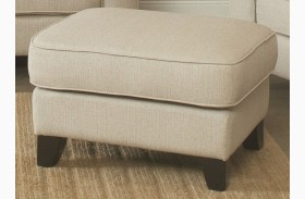 Park Central Taupe and Danube Ottoman