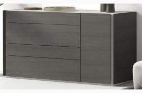 Faro Natural Grey Lacquer Dresser