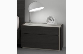 Faro Natural Grey Lacquer RAF Nightstand