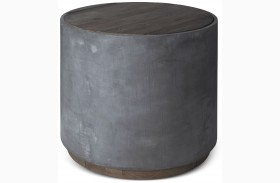 Griffen Round End Table